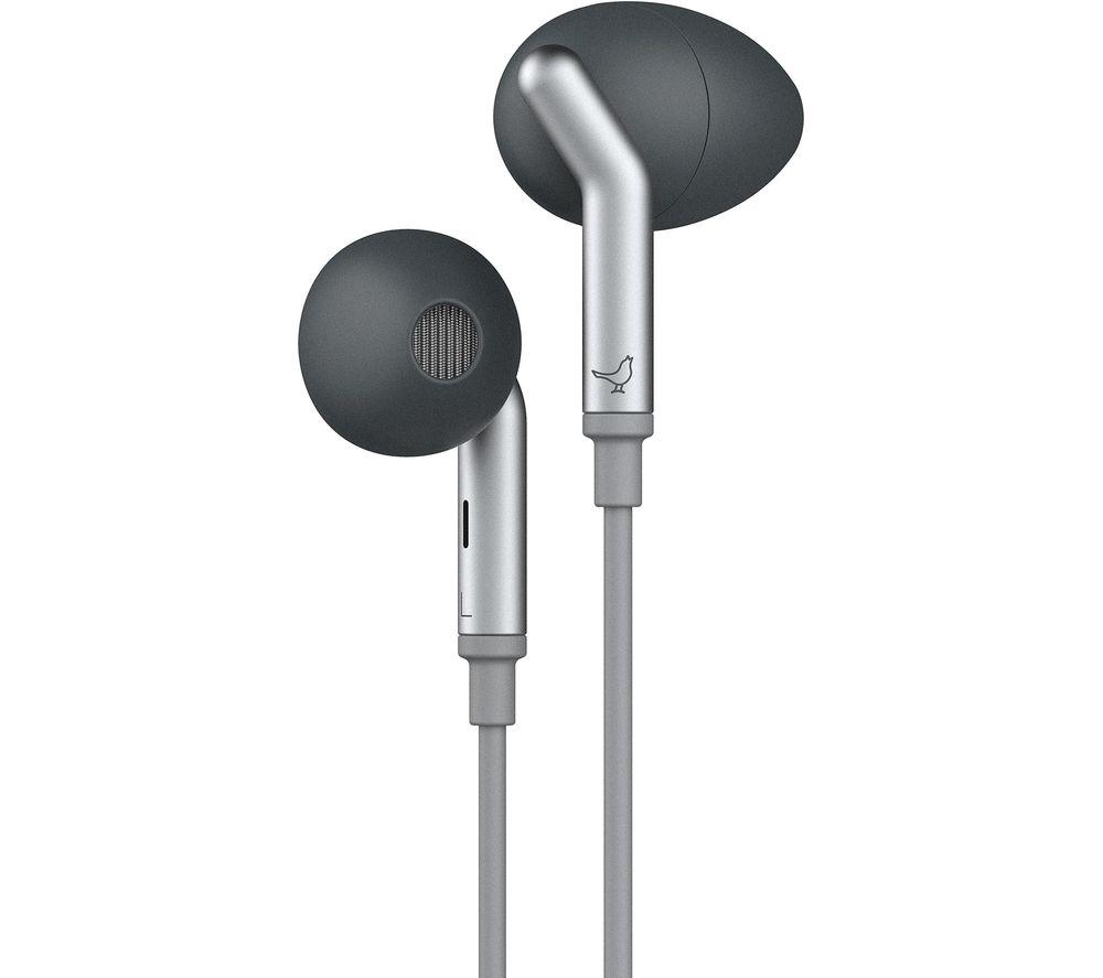 LIBRATONE Q Adapt Noise-Cancelling Headphones - Stormy Black