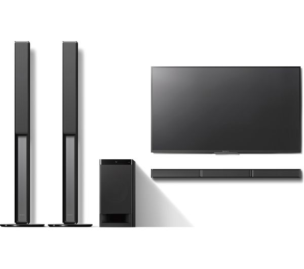 buy sony ht rt4 5 1 home cinema system free delivery. Black Bedroom Furniture Sets. Home Design Ideas