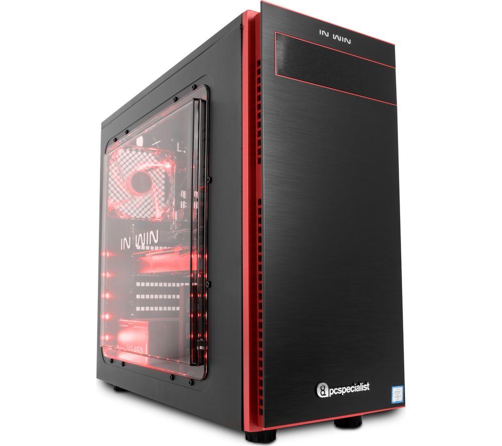 PC SPECIALIST Vortex Fusion XT Gaming PC