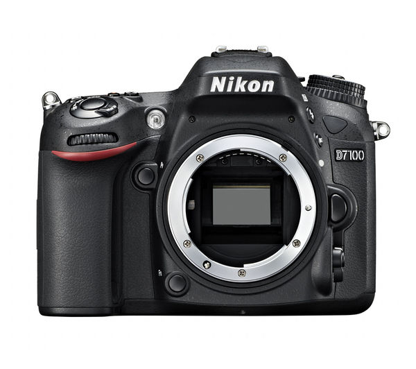NIKON D7100 DSLR Camera - Body Only
