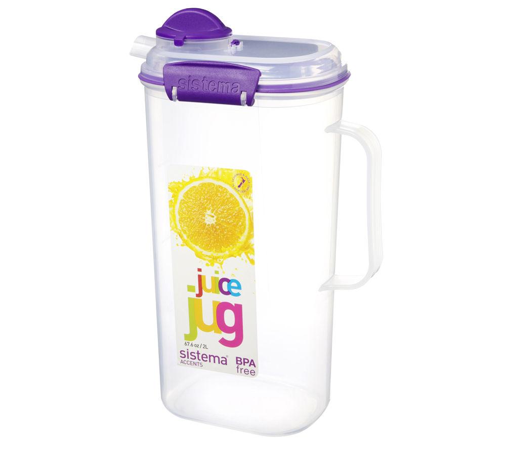 Image of SISTEMA 2-litre Juice Jug